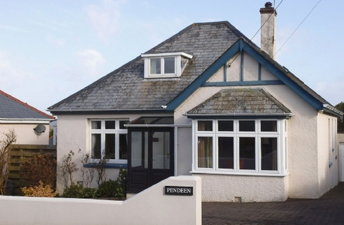 Snaptrip - Last minute cottages - Beautiful Wadebridge Lodge S25400 -