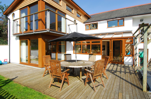 Snaptrip - Last minute cottages - Superb Torpoint House S965 -