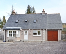 Snaptrip - Last minute cottages - Attractive Ballater Lodge S25768 -