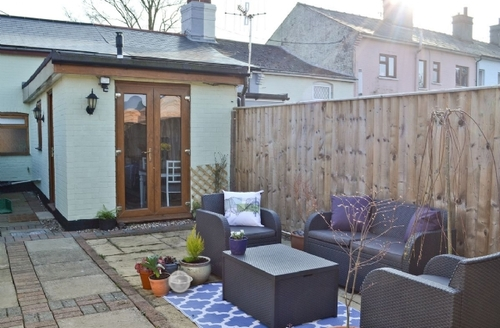 Snaptrip - Last minute cottages - Beautiful Stowmarket Cottage S25787 -