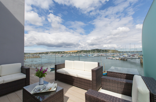 Snaptrip - Last minute cottages - Superb Falmouth Mews S1038 -