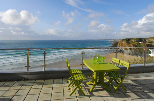 Snaptrip - Last minute cottages - Beautiful Newquay Rental S1248 -