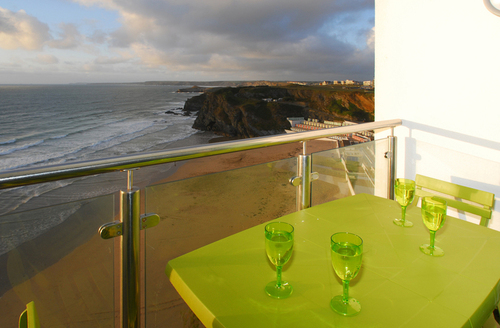 Snaptrip - Last minute cottages - Wonderful Newquay Rental S1245 -