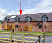 Snaptrip - Last minute cottages - Adorable Church Stretton Barn S2213 -