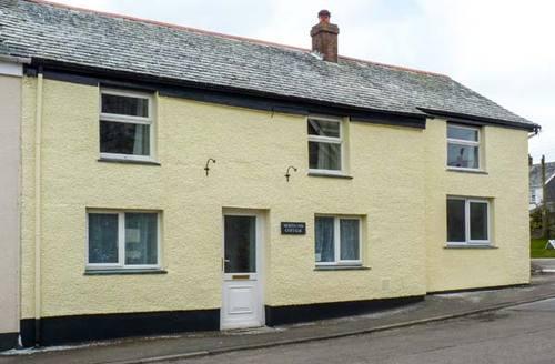 Snaptrip - Last minute cottages - Exquisite Delabole Cottage S2236 -