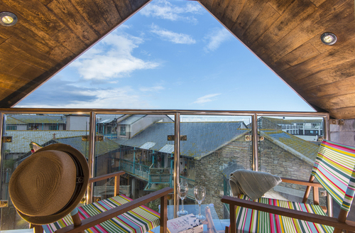Snaptrip - Last minute cottages - Luxury Saint Ives Cottage S1898 -