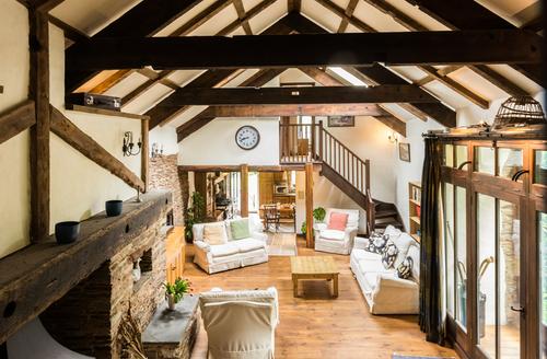 Snaptrip - Last minute cottages - Wonderful Kingsbridge Cottage S6598 -