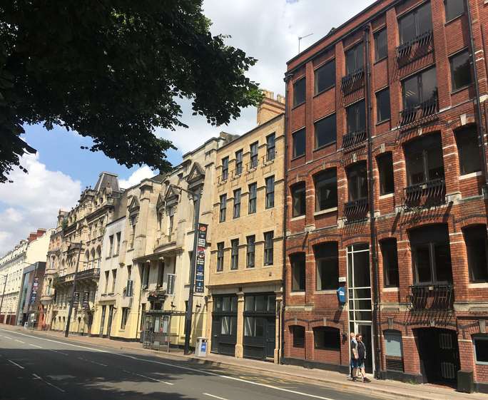 Hafan y Porth Cardiff Apartment Luxury city centre apartment located on Westgate Street in Cardiff