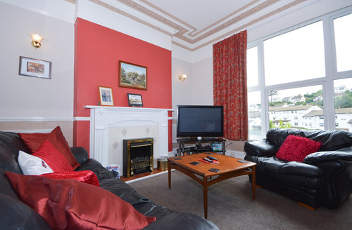 Snaptrip - Last minute cottages - Adorable Paignton Apartment S9276 -