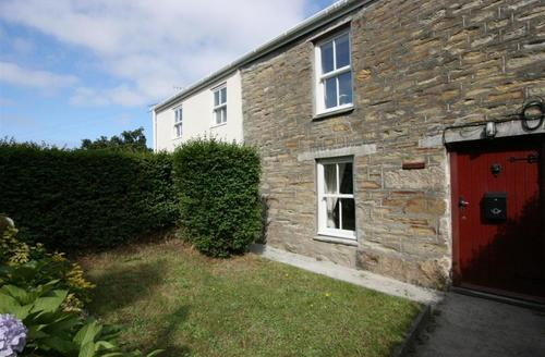 Snaptrip - Last minute cottages - Beautiful North Cornwall Rental S26464 - Barkla Cottage