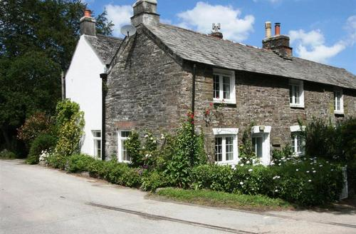 Snaptrip - Last minute cottages - Captivating North Cornwall Rental S26475 - Hollyhocks Cottage