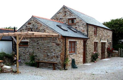 Snaptrip - Last minute cottages - Superb North Cornwall Rental S26559 - Meadow Barn