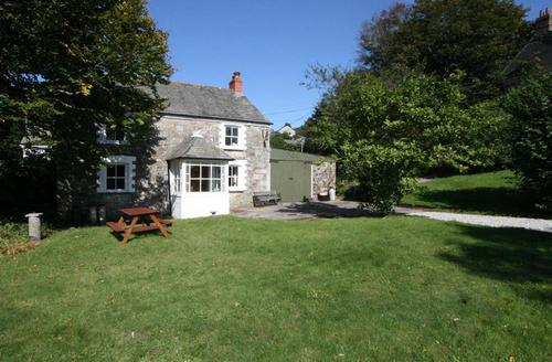 Snaptrip - Last minute cottages - Beautiful North Cornwall Rental S26626 - Rosehill Cottage