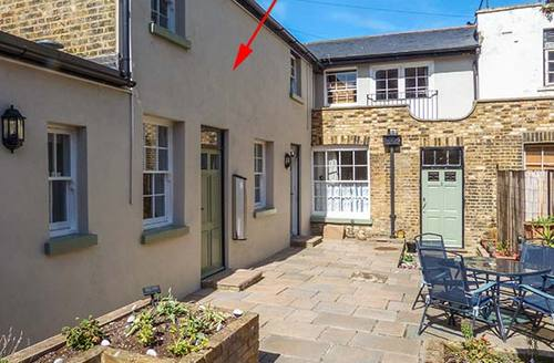 Snaptrip - Last minute cottages - Gorgeous Ramsgate Rental S26827 -