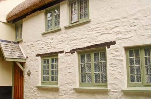 Snaptrip - Last minute cottages - Lovely Barnstaple Cottage S2508 -
