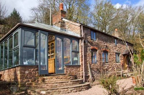 Snaptrip - Last minute cottages - Gorgeous Hereford Cottage S2670 -
