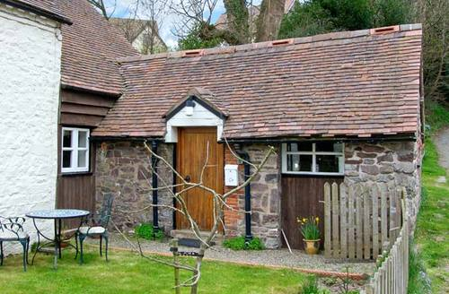 Snaptrip - Last minute cottages - Stunning Church Stretton Annexe S2702 -