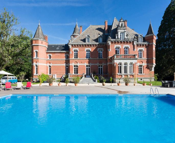 Chateau De L'Histoire