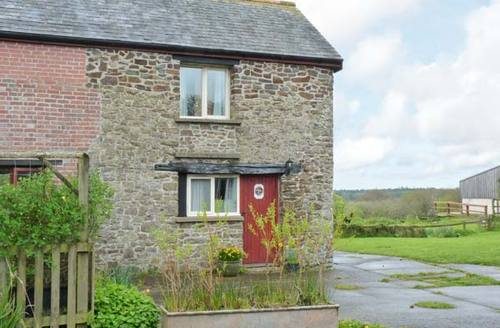 Snaptrip - Last minute cottages - Inviting Winkleigh Cottage S2919 -