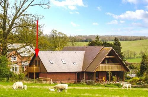 Snaptrip - Last minute cottages - Luxury Hereford Dappledown S2956 -