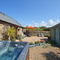 Snaptrip - Holiday cottages - Captivating Mawgan Porth Cottage S85131 - Hot Tub and Patio