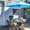 Oyster Cottage Patio