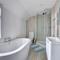 Oyster Cottage Bathroom