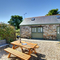 Snaptrip - Last minute cottages - Inviting Camelford Cottage S42743 - Patio