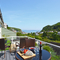 Snaptrip - Last minute cottages - Beautiful Coverack Apartment S83287 - Balcony