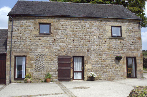 Snaptrip - Last minute cottages - Stunning Buxton Barn S2982 -