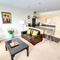 Snaptrip - Holiday cottages - Captivating Scarborough Apartment S10813 - Lounge Area