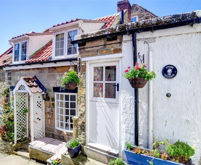 delightful runswick bay saltburn rental s10865 stone cottage rh lastminute cottages co uk