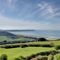 Snaptrip - Holiday cottages - Captivating Woolacombe Apartment S88125 - Woolacombe and Putsborough beach in the distance