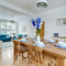 Snaptrip - Last minute cottages - Superb Combe Martin Cottage S78147 - The dining room and sitting room are perfect areas to get together and socialise