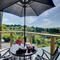 Snaptrip - Last minute cottages - Beautiful Parracombe Cottage S97013 - Enjoy al fresco dining on the balcony