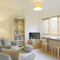 Snaptrip - Holiday cottages - Cosy Bury St Edmunds Lodge S73315 - Sitting Room/Dining Area - View 1