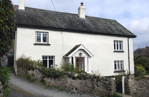 Snaptrip - Last minute cottages - Charming Christow Cottage S34006 -