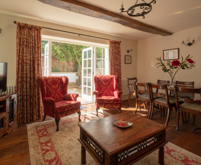 Delightful Wootton Cottage S122291 Firestone Lodge Isle