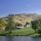 Snaptrip - Last minute cottages - Quaint Eden Cottage S72777 - Waternook & The Great Barn sleep 20 guests in luxury accommodation with lakeside terrace views, hot tub and spa and bespoke concierge services available