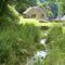 Snaptrip - Last minute cottages - Excellent Slaley Cottage S44631 - The gardens extend to approximately two acres, the main feature of which is a delightful mill stream which cascades through the gardens over a series of waterfalls, with several small bridges criss crossing the waterway
