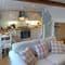 Little Garth, Kingham Ground Floor: open plan living area