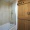 Little Garth, Kingham First Floor: a view of the Bathroom