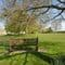 Little Garth, Kingham Kingham village green
