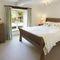 Aarons, Whiddon Down, Okehampton Ground floor:  Double bedroom with 5' bed