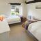 Aarons, Whiddon Down, Okehampton Ground floor:  Twin bedroom
