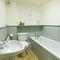 Aarons, Whiddon Down, Okehampton First floor:  Bathroom