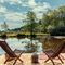 Snaptrip - Last minute cottages - Attractive Harcombe Cottage S45889 - The Deck