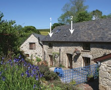 Snaptrip - Last minute cottages - Lovely Widecombe In The Moor Cottage S34056 -