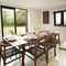 Lauriston, Broadstairs Ground floor: High spec kitchen with dining table for eight