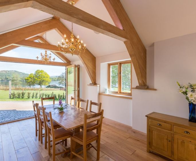 The Great Barn, Ullswater, The Lake District Take a virtual tour of The Great Barn